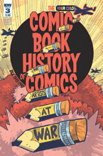 Image: Comic Book History of Comics #3  [2017] - IDW Publishing