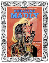 Image: Behaving Madly HC  - IDW Publishing