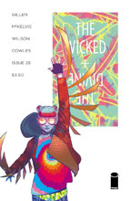Image: Wicked + the Divine #25 (cover A) - Image Comics