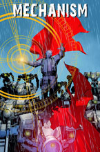 Image: Mechanism Vol. 01 SC  - Image Comics - Top Cow