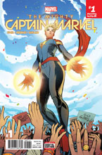 Image: Mighty Captain Marvel #1  [2017] - Marvel Comics