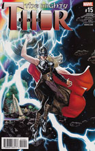 Image: Mighty Thor [2017] #15 (Sook variant cover - 01551) - Marvel Comics