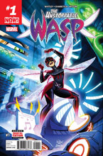 Image: Unstoppable Wasp #1 - Marvel Comics