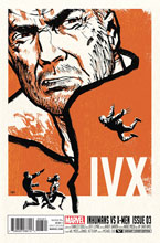 Image: IvX #3 (variant cover - Cho) - Marvel Comics