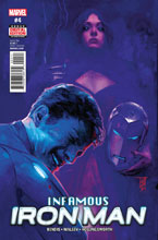 Image: Infamous Iron Man #4 - Marvel Comics