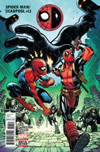 Image: Spider-Man / Deadpool #13  [2017] - Marvel Comics