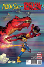 Image: Moon Girl and Devil Dinosaur #15  [2017] - Marvel Comics