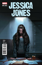 Image: Jessica Jones #4 (variant cover - Dekal) - Marvel Comics