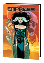 Image: Empress Vol. 01 HC  - Marvel Comics