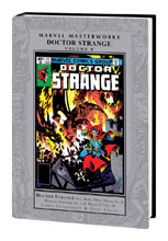Image: Marvel Masterworks: Doctor Strange Vol. 08 HC  - Marvel Comics