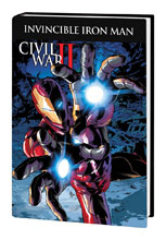 Image: Invincible Iron Man Vol. 03: Civil War II HC  - Marvel Comics