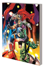 Image: Avengers K Vol. 04: Secret Invasion SC  - Marvel Comics