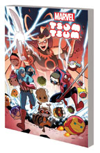 Image: Marvel Tsum Tsum: Takeover! SC  - Marvel Comics