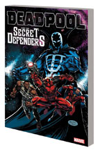 Image: Deadpool and The Secret Defenders SC  - Marvel Comics