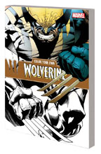 Image: Color Your Own Wolverine SC  - Marvel Comics