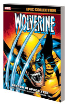 Image: Wolverine Epic Collection: Shadow of Apocalypse SC  - Marvel Comics