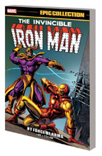 Image: Iron Man Epic Collection: By Force of Arms SC  - Marvel Comics