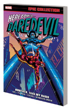 Image: Daredevil Epic Collection: Brother, Take My Hand SC  - Marvel Comics