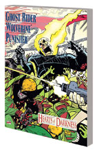 Image: Ghost Rider / Wolverine / Punisher: Hearts of Darkness SC  - Marvel Comics