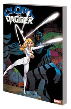 Image: Cloak and Dagger: Shadows and Light SC  - Marvel Comics