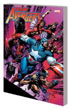 Image: New Avengers by Brian Michael Bendis: The Complete Collection Vol. 02 SC  - Marvel Comics