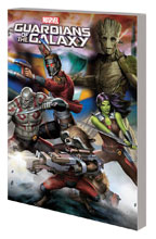 Image: Marvel Universe Guardians of the Galaxy Digest Vol. 04 SC  - Marvel Comics