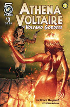 Image: Athena Voltaire and the Volcano Goddess #3  [2017] - Action Lab Entertainment