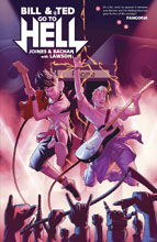 Image: Bill & Ted Go to Hell SC  - Boom! Studios