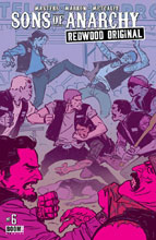 Image: Sons of Anarchy Redwood Original #6  [2017] - Boom! Studios
