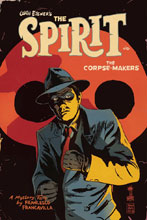 Image: Will Eisner's The Spirit Vol. 02: Corpse Makers #1 (cover A - Francavilla) - Dynamite