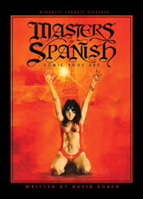 Image: Masters of Spanish Comic Book Art HC  - Dynamite