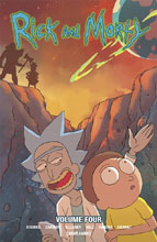 Image: Rick and Morty Vol. 04 SC  - Oni Press Inc.