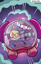 Image: Invader Zim #17 - Oni Press Inc.