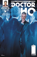 Image: Doctor Who: The 12th Doctor Year Three #1 (cover B - Brooks) - Titan Comics