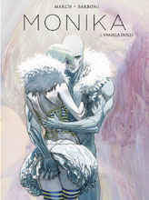 Image: Monika Vol. 02: Vanilla Dolls HC  - Titan Comics