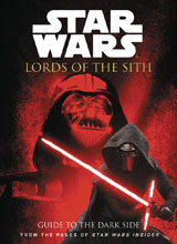Image: Star Wars Insider: Lords of the Sith SC  - Titan Comics