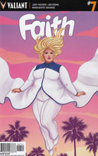 Image: Faith #7 (Bartel incentive cover - 00741) (10-copy) - Valiant Entertainment LLC