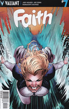 Image: Faith #7 (Shaw incentive cover - 00751) (20-copy) - Valiant Entertainment LLC