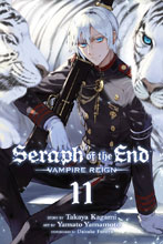 Image: Seraph of the End Vol. 11: Vampire Reign GN  - Viz Media LLC