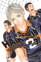 Image: Haikyu!! Vol. 07 GN  - Viz Media LLC