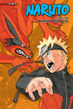 Image: Naruto 3-in-1 Vols. 49, 50, 51 SC  - Viz Media LLC