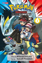 Image: Pokemon Adventures: Black 2 & White 2 Vol. 01 GN  - Viz Media LLC