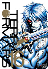 Image: Terra Formars Vol. 16 GN  - Viz Media LLC