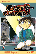 Image: Case Closed! Vol. 61 SC  - Viz Media LLC