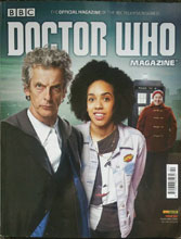 Image: Doctor Who Magazine #508 - Panini Publishing Ltd