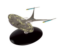 Image: Star Trek Official Starships Collection #89 (U.S.S. Enterprise NCC-1701-J) - Eaglemoss Publications Ltd