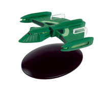 Image: Star Trek Official Starships Collection #90 (Romulan Scout Ship) - Eaglemoss Publications Ltd
