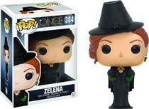 Image: POP! Once Upon a Time Vinyl Figure: Zelena  - Funko