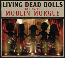 Image: Living Dead Dolls Series 33 Set  - Mezco Toys