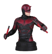 Image: Marvel Netflix Mini-Bust: Daredevil  - Gentle Giant Studios